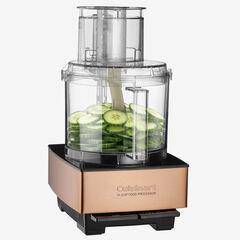 Copper Custom 14-Cup Food Processor,