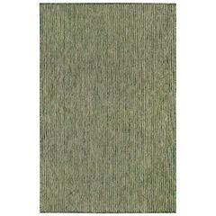 Liora Manne Carmel Texture Stripe Indoor/Outdoor Rug,