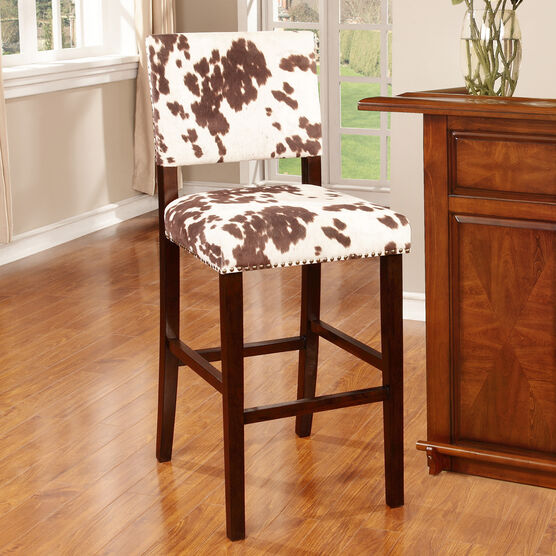 Corey Bar Stool, UDDER MADNESS BROWN
