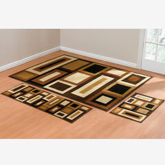 Royalty Geo 3-Pc. Rug Set,
