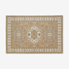 "Carmel Indoor/Outdoor Kilim Rug 6'6"" x 9'4"","