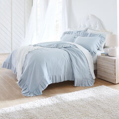Cotton Linen Coverlet,