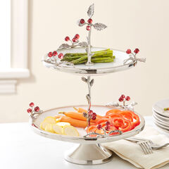 2-Tier Holly Server,