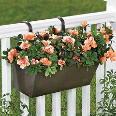 Rectangular Hanging Planter,
