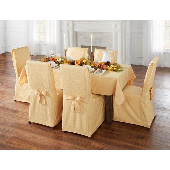 "damask 60"" x 104"" Tablecloth,"