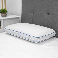 SensorPEDIC Cool Coat Memory Foam Performance Pillow,