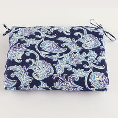 Patio Chair Cushion, LAHAYE INDIGO