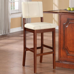 Milano Bar Stool Cream,