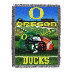 Oregon HFA Throw,