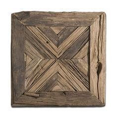 Rennick Reclaimed Wood Wall Art,