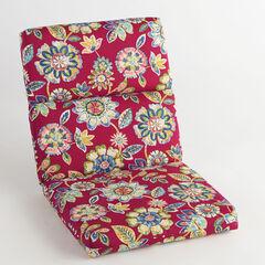 Universal Chair Cushion, DAELYN CHERRY