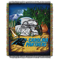 Panthers Home Field Advantage Throw,