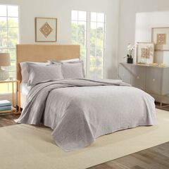 Bogart European Matelassé Coverlet Set,