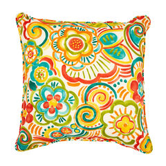 "16"" Sq. Toss Pillow, BRONWOOD CARNIVAL"