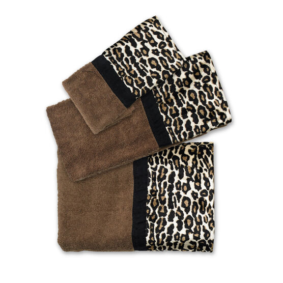 Gazelle 3-Pc. Towel Set, MULTI