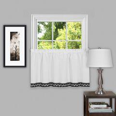 "Camden 58"" x 24"" Window Curtain Tier Pair,"