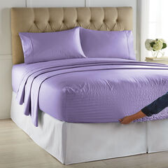 Bed Tite™ 500-TC Cotton/Poly Blend Sheet Set, LILAC