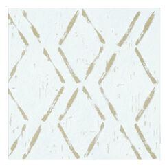 Retro 12x12 Self Adhesive Vinyl Floor Tile - Diamond - 20 Tiles/20 sq. ft.,