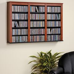 Triple Wall Mounted Storage,