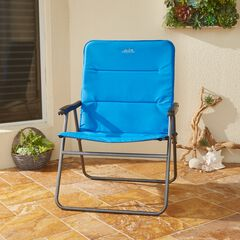 Oversized Comfort Folding Chair,