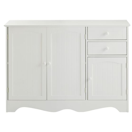 Cottage Kitchen Buffet Cabinet,