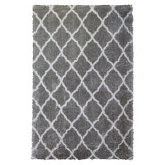 Trellis Shag Rug Collection,