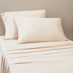 Organic Cotton 300 Thread Count Sheet Set,