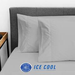 SensorPEDIC Ice Cool 400 Thread Count Standard Pillowcase Pair,