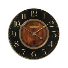 """Alexandre Martinot 23"""" Clock,"""