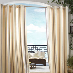 Gazebo Stripe Grommet Top Panel,