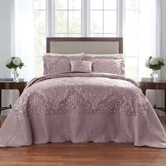 Amelia Satin Bedspread Collection,