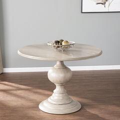 Brandsmere Round Pedestal Dining Table,