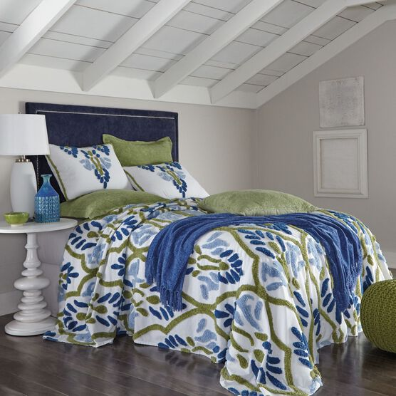Darcy Chenille Bedspread,