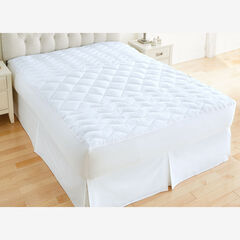 Zoned Memory Foam Mattress Pad,