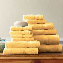 12-Pc. Zero-Twist Bath Towel Set,