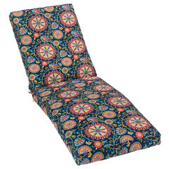 "84"" Chaise Cushion, GRANADA"
