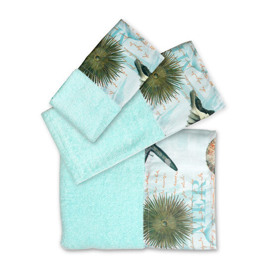 Atlantic 3-Pc Towel Set, MULTI