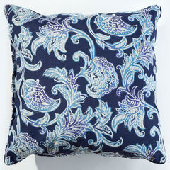 "20""Sq. Toss Pillow, LAHAYE INDIGO"