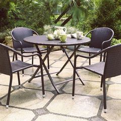 Palm Harbor 5-Pc. Cafe Dining Set,