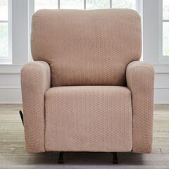 BH Studio® Stretch Diamond Recliner Slipcover,