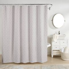 Bogart European Matelassé Shower Curtain,