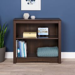 2-Shelf Bookcase,