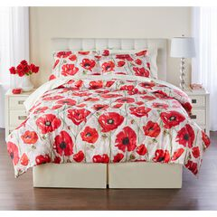 Poppy 3-Pc. Comforter Set,