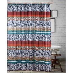 Vista Shower Curtain by Barefoot Bungalow, MULTI