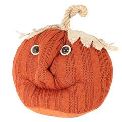 Plush Orange Pumpkin,