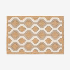 "Carmel Indoor/Outdoor Geo Rug 3'3"" x 4'11"","