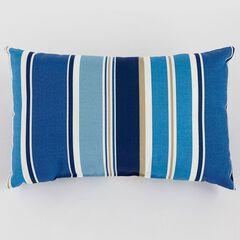 20' x 13' Lumbar Pillow, BELLA DENIM