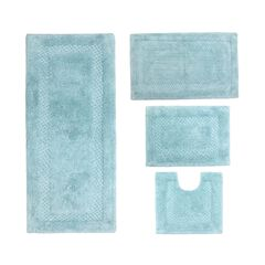 Classy 3-Pc. Bath Mat Set,