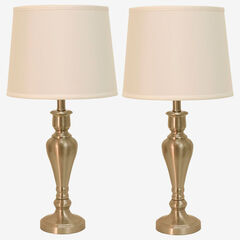 Marie Table Lamp, Set of 2,