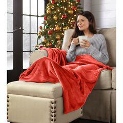 Foot Pocket Blanket,